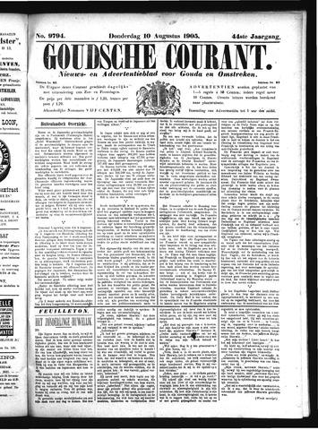 Goudsche Courant 1905-08-10
