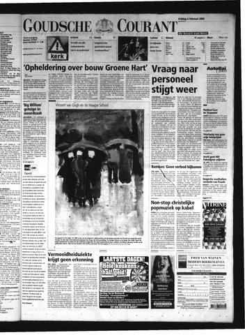 Goudsche Courant 2005-02-04