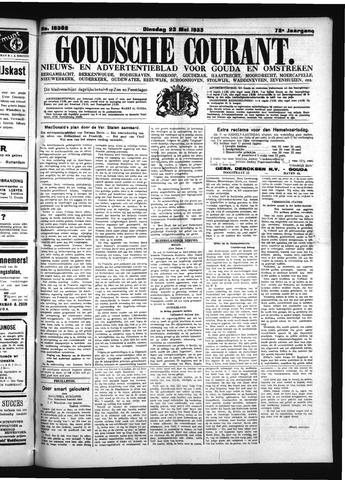 Goudsche Courant 1933-05-23