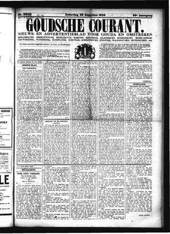 Goudsche Courant 1926-08-28