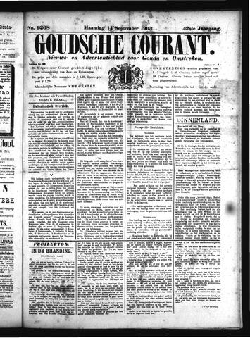 Goudsche Courant 1903-09-14