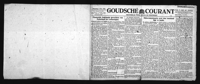 Goudsche Courant 1944-10-03