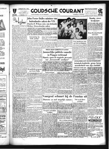 Goudsche Courant 1952-11-21