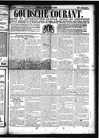 Goudsche Courant 1929-11-01