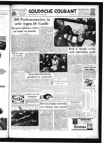 Goudsche Courant 1962-06-14