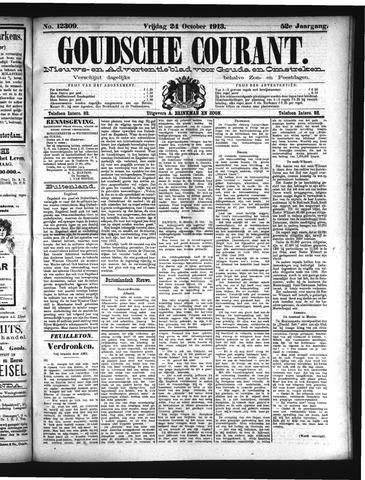 Goudsche Courant 1913-10-24