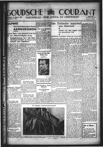 Goudsche Courant 1941-03-10