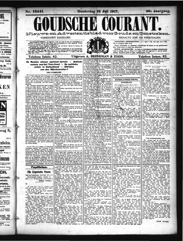 Goudsche Courant 1917-07-12
