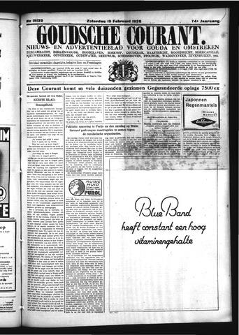 Goudsche Courant 1936-02-15