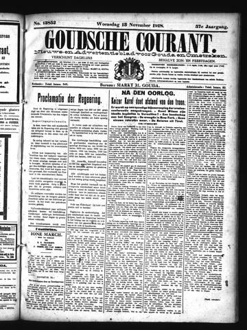 Goudsche Courant 1918-11-13