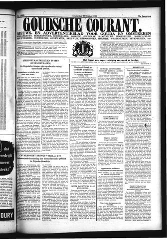 Goudsche Courant 1938-10-20