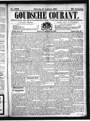 Goudsche Courant 1911-08-14