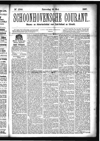 Schoonhovensche Courant 1897-05-22