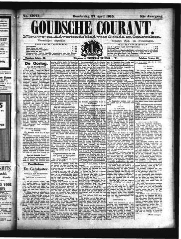 Goudsche Courant 1916-04-27