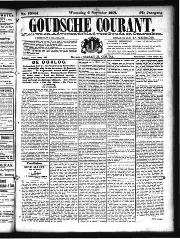 Goudsche Courant 1918-11-06