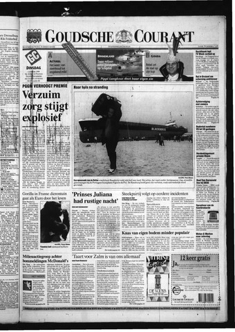 Goudsche Courant 1999-01-05