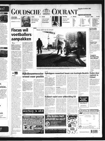 Goudsche Courant 2002-10-12