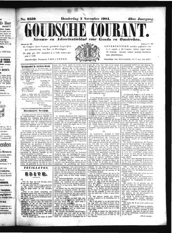 Goudsche Courant 1904-11-03