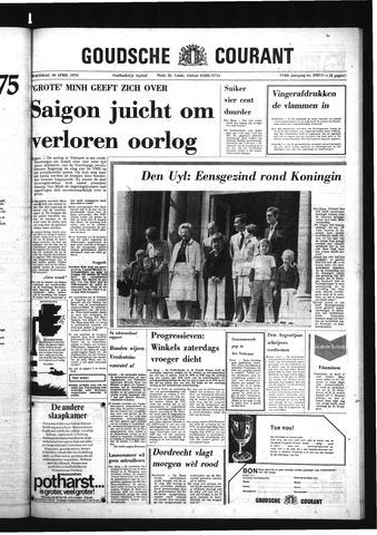 Goudsche Courant 1975-04-30