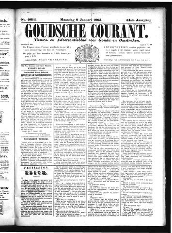 Goudsche Courant 1905-01-09