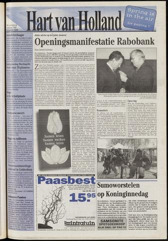 Hart van Holland 1998-03-25
