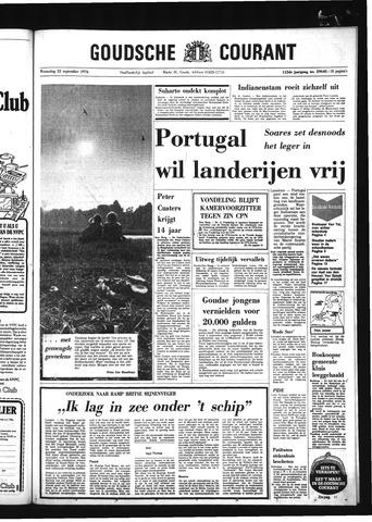 Goudsche Courant 1976-09-22