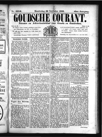 Goudsche Courant 1906-11-22