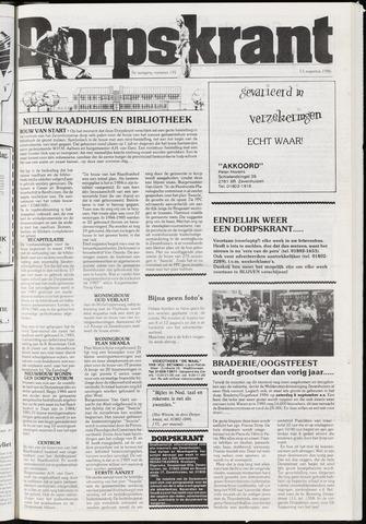 Dorpskrant 1986-08-13