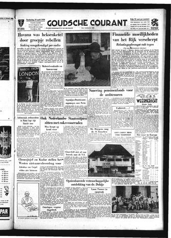 Goudsche Courant 1958-04-10