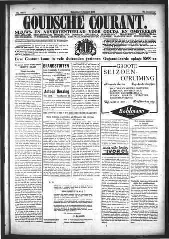 Goudsche Courant 1940-01-06