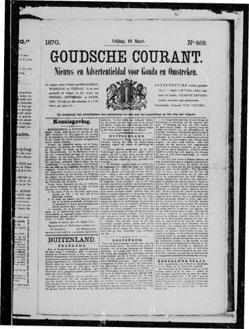 Goudsche Courant 1870-03-18