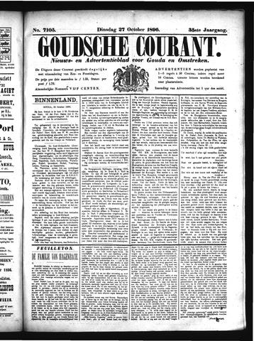 Goudsche Courant 1896-10-27