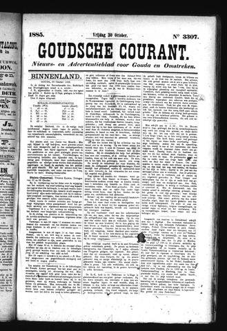 Goudsche Courant 1885-10-30