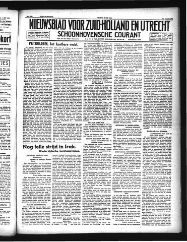 Schoonhovensche Courant 1941-05-09