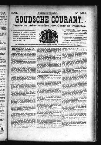 Goudsche Courant 1887-11-23