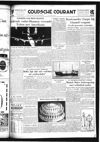 Goudsche Courant 1954-11-30