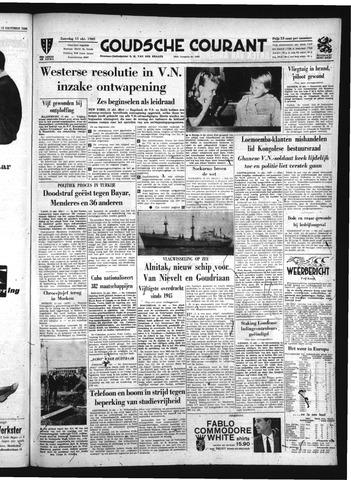 Goudsche Courant 1960-10-15