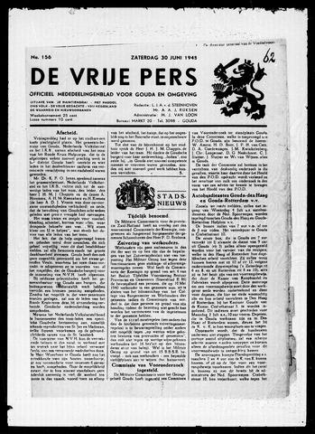De Vrije Pers 1945-06-30