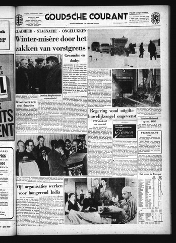 Goudsche Courant 1966-02-11