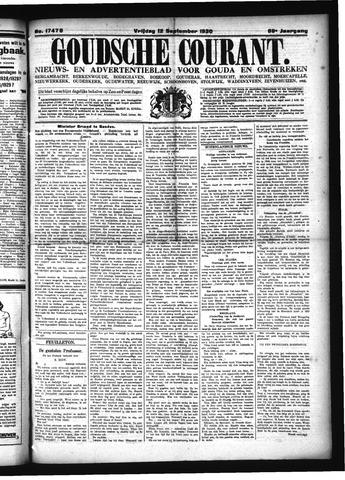 Goudsche Courant 1930-09-12