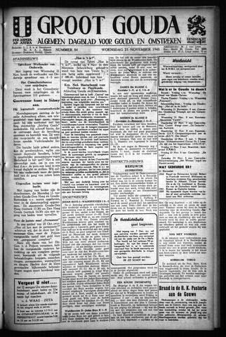 Groot Gouda 1945-11-21