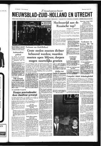 Schoonhovensche Courant 1970-04-06