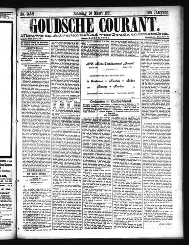 Goudsche Courant 1921-03-26