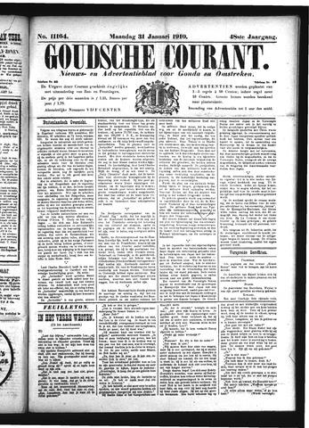 Goudsche Courant 1910-01-31