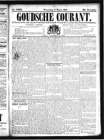 Goudsche Courant 1911-03-08