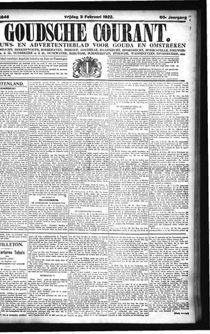 Goudsche Courant 1922-02-03