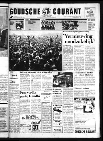 Goudsche Courant 1989-11-27