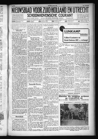 Schoonhovensche Courant 1931-07-17