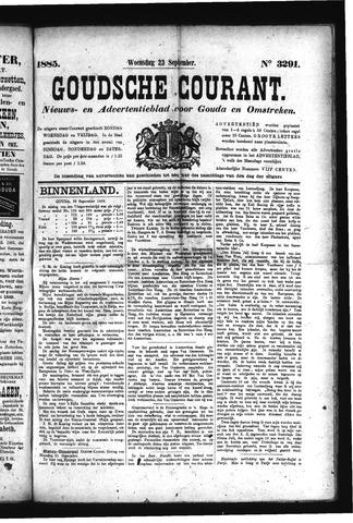 Goudsche Courant 1885-09-23
