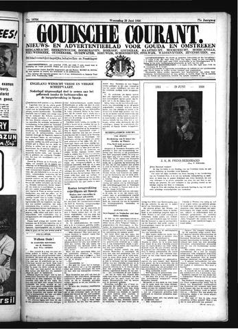 Goudsche Courant 1938-06-29
